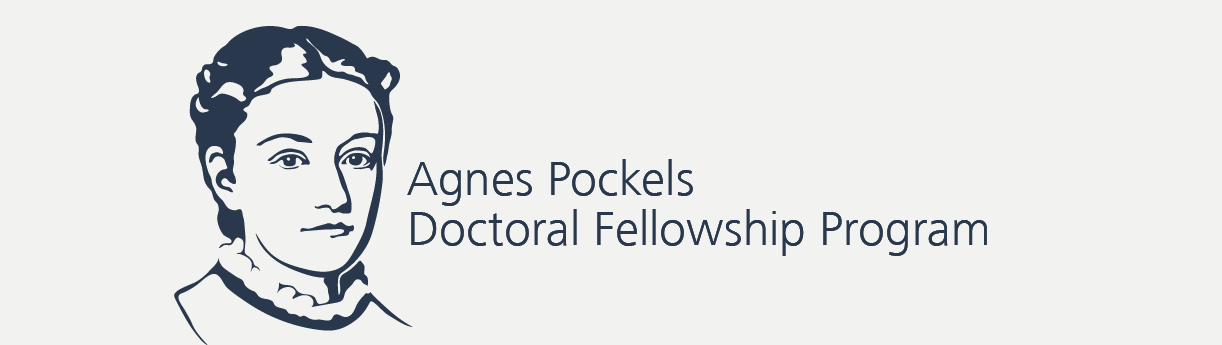 livMatS Agnes Pockels Doctoral Fellowship Program