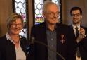 Rainer Grießhammer erhält Bundesverdienstkreuz